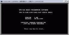 建伍TK-2107_TK-3107写频软件